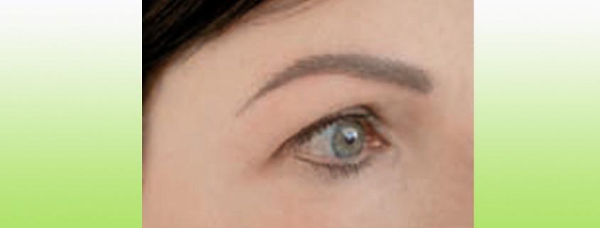 Permanent Make-up Augenbrauenn